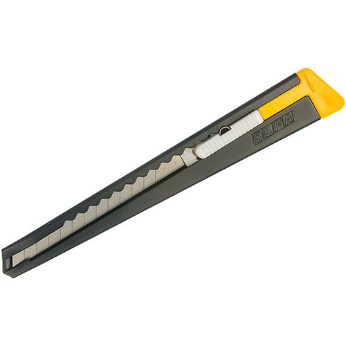 OLFA 9 мм OL-180-BLACK